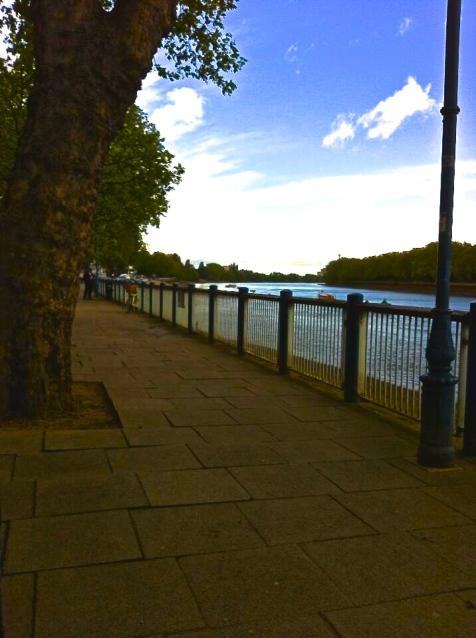 Thames at Putney