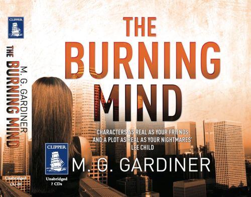 The Burning Mind_M. G. Gardiner - UK audio