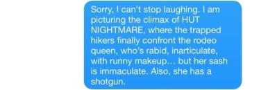 Hut Nightmare 2