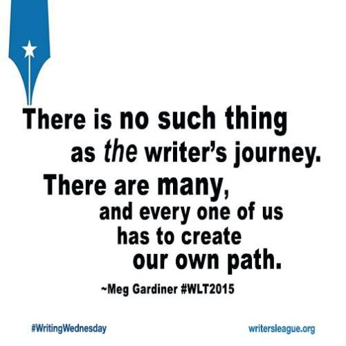 Writers' League quote