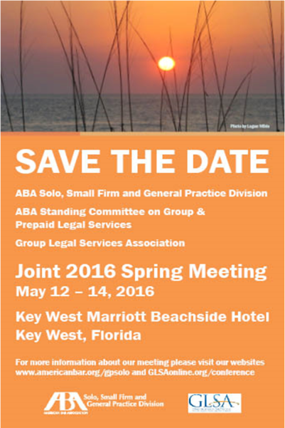 save the date 2016 card