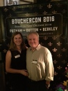 Bouchercon party